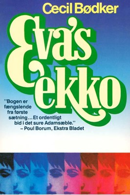 Eva's ekko Cecil Bødker 9788702264593