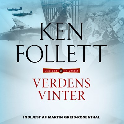 Verdens vinter Ken Follett 9788763835909