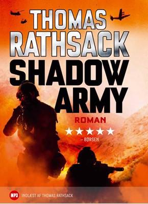 Shadow Army Thomas Rathsack 9788740005547
