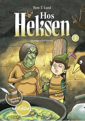 Hos Heksen Bent T. Lund 9788772141473