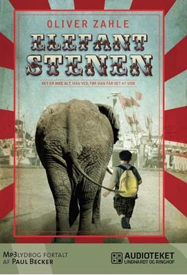 Elefantstenen Oliver Zahle 9788711457900