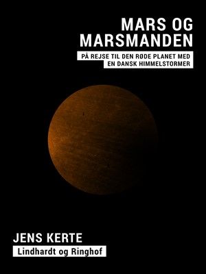 Mars og marsmanden Jens Kerte 9788711782118