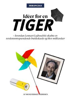 Idéer for en Tiger Signe Ferslev Pedersen 9788799742158