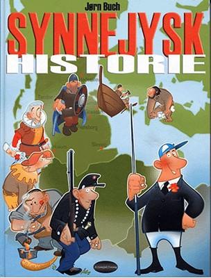 Synnejysk historie Jørn Buch 9788711376775