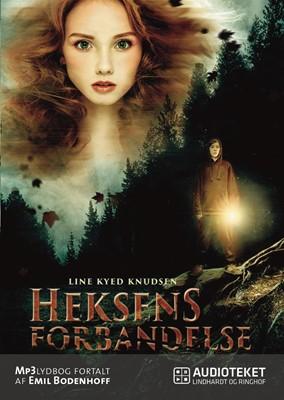 Heksens forbandelse Line Kyed Knudsen 9788711701973