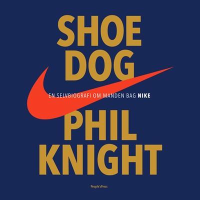 Shoe Dog Phil Knight 9788771809589
