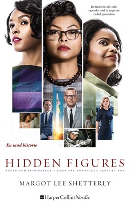 Hidden Figures Margot Lee Shetterly 9789150787818