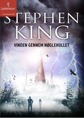 Vinden gennem nøglehullet Stephen King 9788771626445
