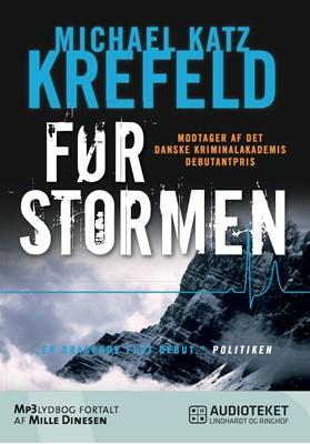 Før stormen Michael Katz Krefeld 9788711449141