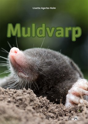 Muldvarp Lisette Agerbo Holm 9788770180429