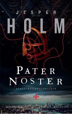 Pater Noster Jesper Holm 9788740039153