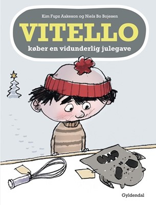 Vitello køber en vidunderlig julegave Kim Fupz Aakeson, Niels Bo Bojesen 9788702164626