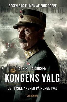 Kongens valg Alf R. Jacobsen 9788702238044