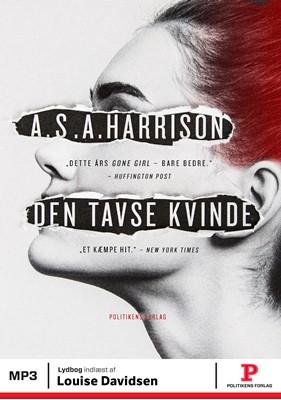 Den tavse kvinde A. S. A Harrison 9788740021882