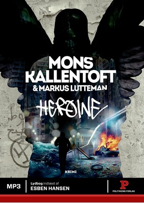 Heroine Mons Kallentoft, Markus Lutteman 9788740049497