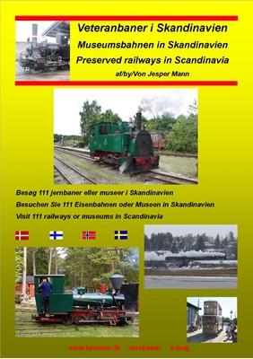 Veteranbaner i Skandinavien Jesper Mann 9788799616602