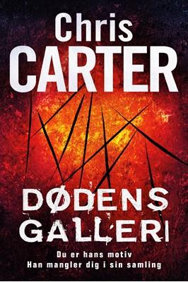 Dødens galleri Chris Carter 9788771075434