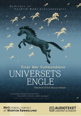 Universets engle Einar Már Guðmundsson 9788711327173
