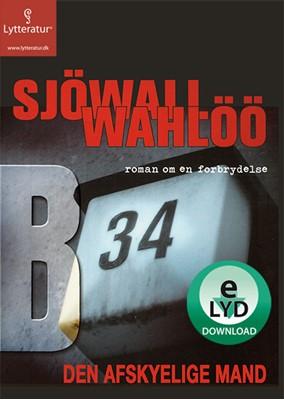 Den afskyelige mand Maj Sjöwall, Per Wahlöö 9788771620283