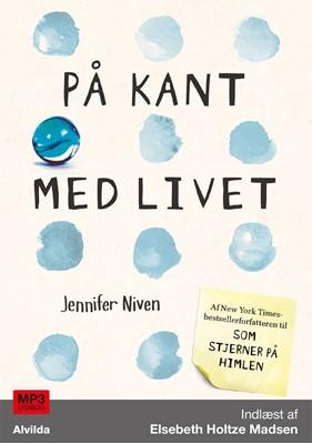 På kant med livet Jennifer Niven 9788771655889