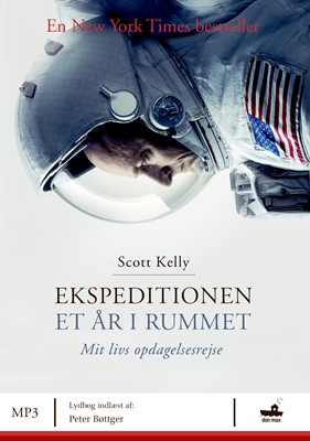 Ekspeditionen Scott  Kelly, Scott Kelly 9788740048773