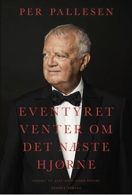 Eventyret venter om det næste hjørne Per Pallesen, Anne-Sofie Storm Wesche 9788772002156