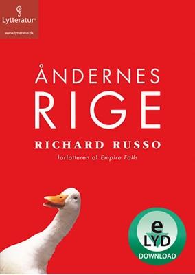 Åndernes rige Richard Russo 9788771621884