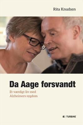 Da Aage forsvandt Rita  Knudsen 9788740619645