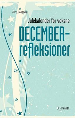 Julekalender for voksne Jens Rosendal 9788741003993