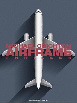 Airframe Michael Crichton 9788711632376