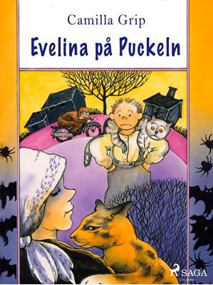 Evelina på Puckeln Camilla Gripe 9788711849354
