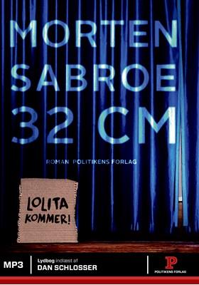 32 centimeter Morten Sabroe 9788740047417
