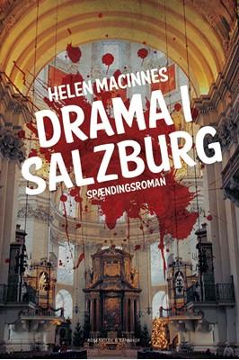 Drama i Salzburg Helen MacInnes 9788771743548
