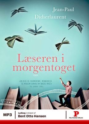 Læseren i morgentoget Jean-Paul Didierlaurent 9788740032390