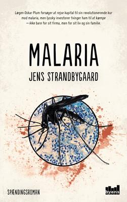 Malaria Jens  Strandbygaard 9788793628489