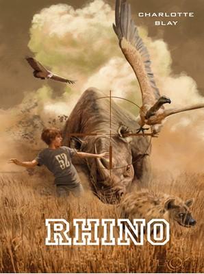 Rhino Charlotte Blay 9788793574250