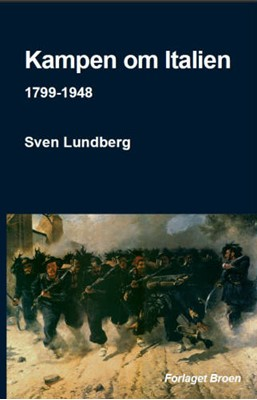 Kampen om Italien Sven Lundberg 9788789210049
