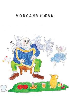 Morgans hævn Lillian Törnqvist, Musik  Harpstream Duo 9788797009031