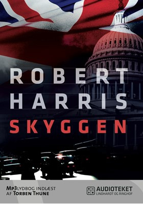 Skyggen Robert Harris 9788711461624
