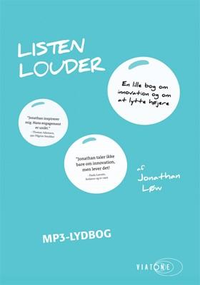 Listen Louder Jonathan Løw 9788793240056