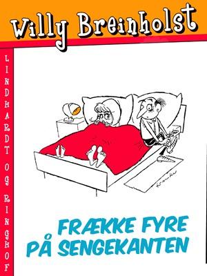 Frække fyre på sengekanten Willy Breinholst 9788711744116