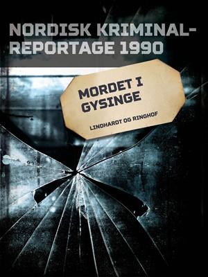 Mordet i Gysinge Diverse Diverse, Diverse forfattere 9788711845172