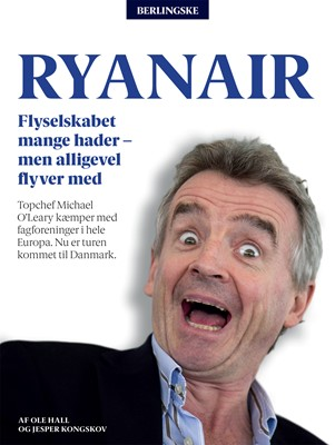 Ryanair Ole Hal 9788799742172