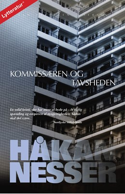 Van Veeteren, nr. 5: Kommissæren og tavsheden Håkan Nesser 9788771899641