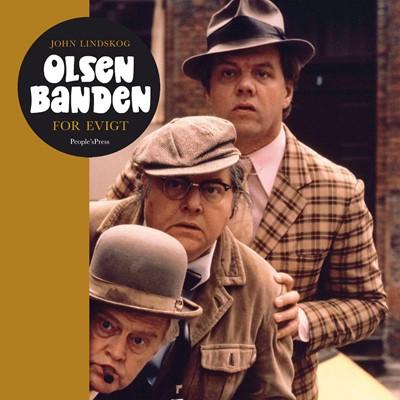 Olsen Banden - for evigt John Lindskog 9788772002590