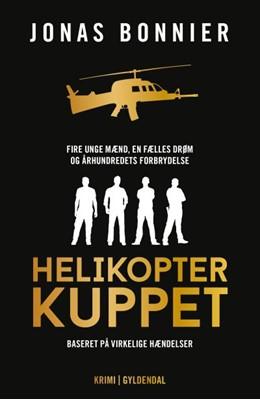 Helikopterkuppet Jonas Bonnier 9788702232059
