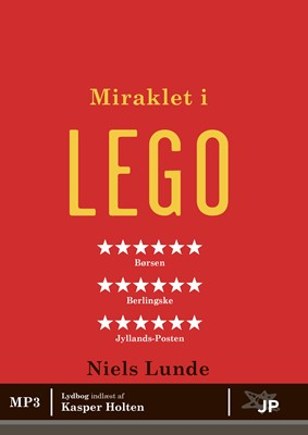 Miraklet i LEGO Niels Lunde 9788740040982