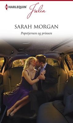 Popstjernen og prinsen Sarah Morgan 9789150782639