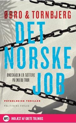Det norske job Øbro, Tornbjerg 9788740019926