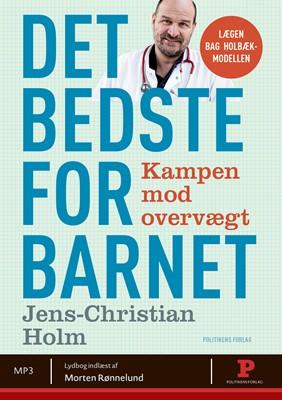 Det bedste for barnet Jens-Christian Holm 9788740041118